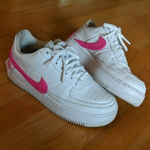 Nike Air Force 1 Jesters, Pink